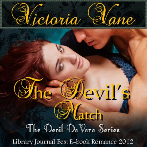 The Devil's Match audiobook cover art