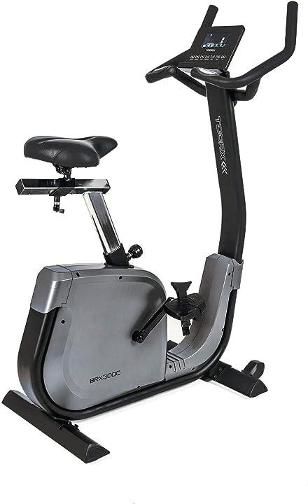 Cyclette toorx brx-3000 chrono pro line hrc app ready accesso facilitato B07JGNV89Y