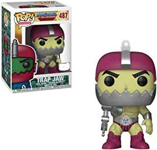 Funko Pop! Television Masters of the Universe Trap Jaw #487