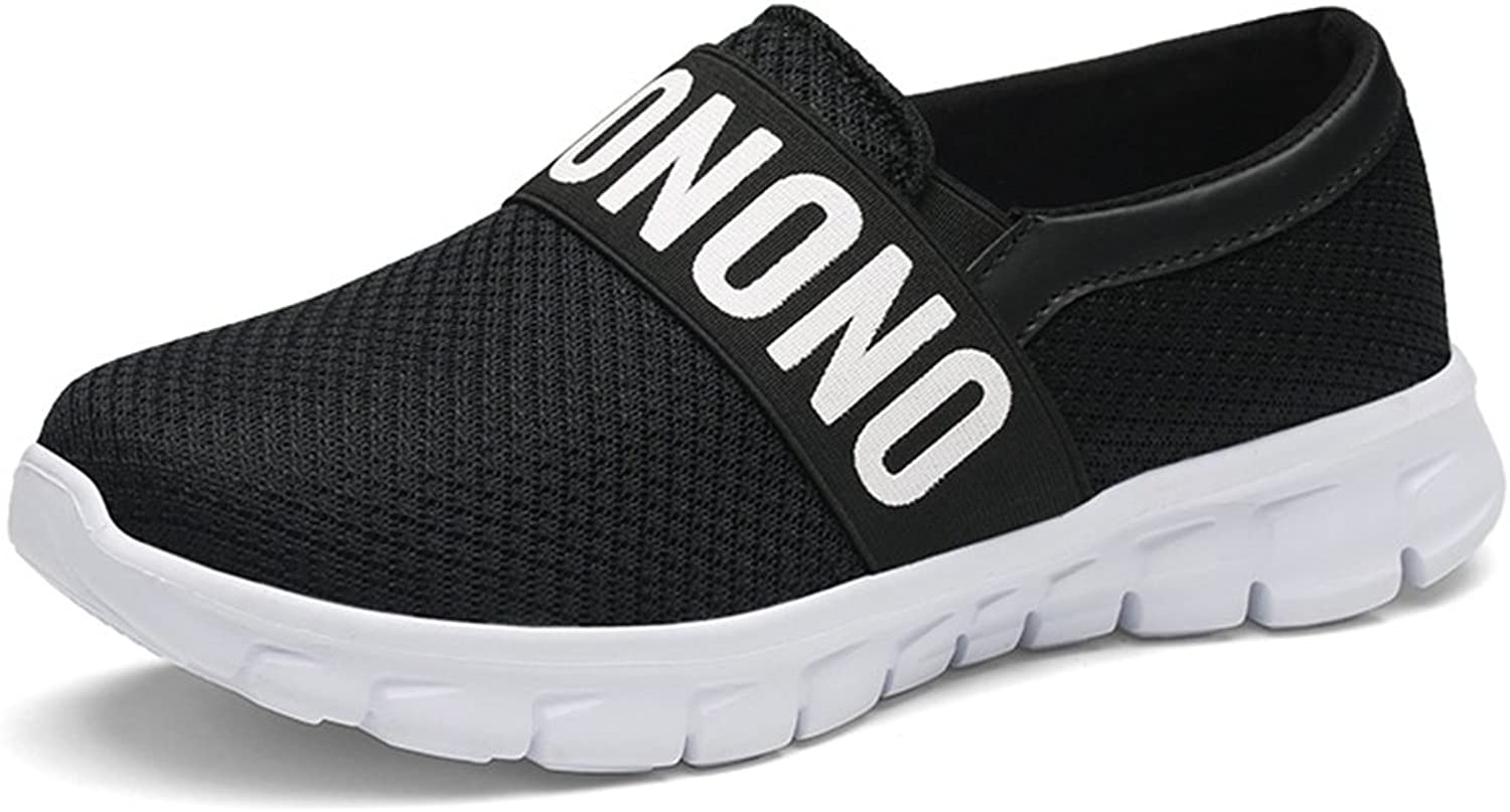 MOREMOO Women's Fashion Sneakers Casual Athletic Mesh Breathable Running Sport shoes