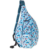 KAVU Rope Bag Cotton Shoulder Sling Backpack (Multiple Colors)