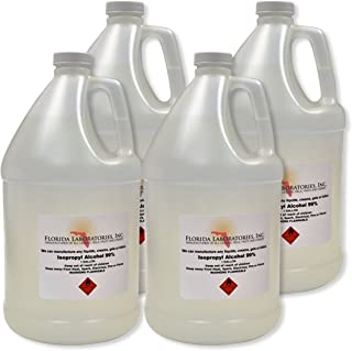 Isopropyl Alcohol Grade 99% Anhydrous - 4 Gallon