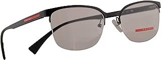Prada VPS 51I Eyeglasses 53-18-140 Black w/Demo Clear Lens 1AB1O1 PS 51IV PS51IV VPS51I