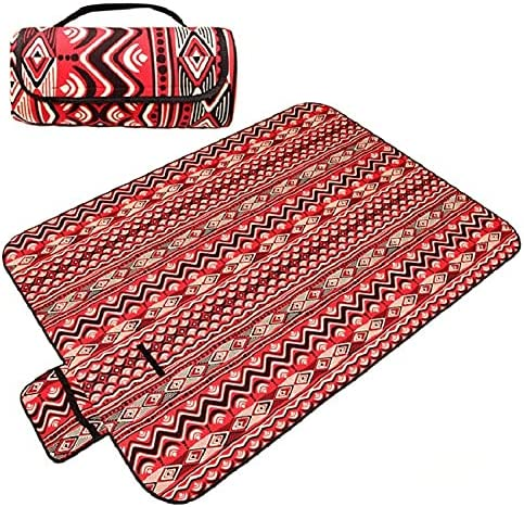 CFYVIGF Picnic Blanket Opening large release sale Portable Mat Outdoor Campi Japan's largest assortment Folding