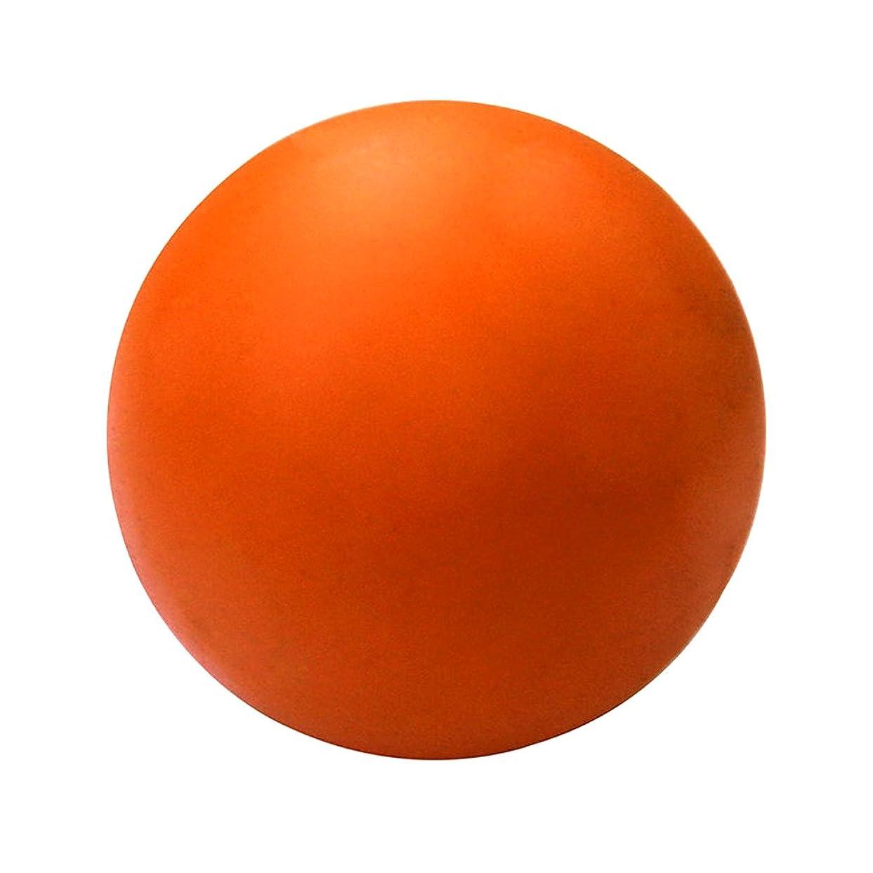 かび臭い現れるバクテリアCUTICATE ラクロスマッサージボール ボディマッサージボール オレンジ 約 2.36インチ