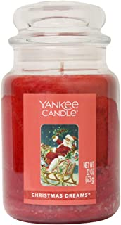 Yankee Candle Large Jar Candle (Large Jar, Christmas Dreams)