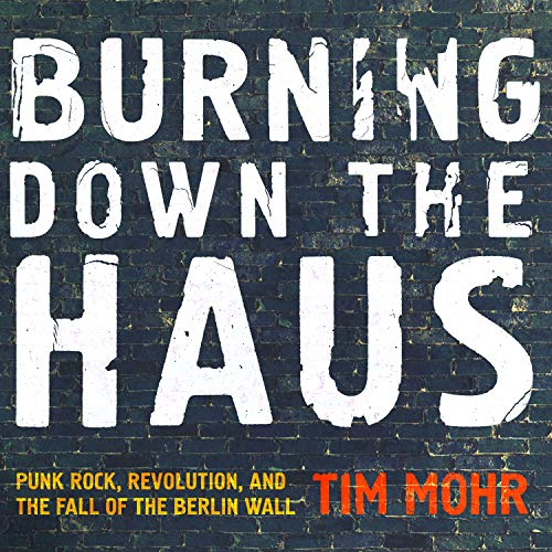 Page de couverture de Burning Down the Haus