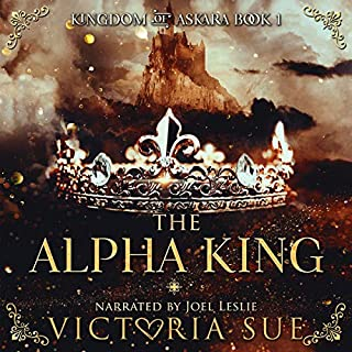 The Alpha King cover art