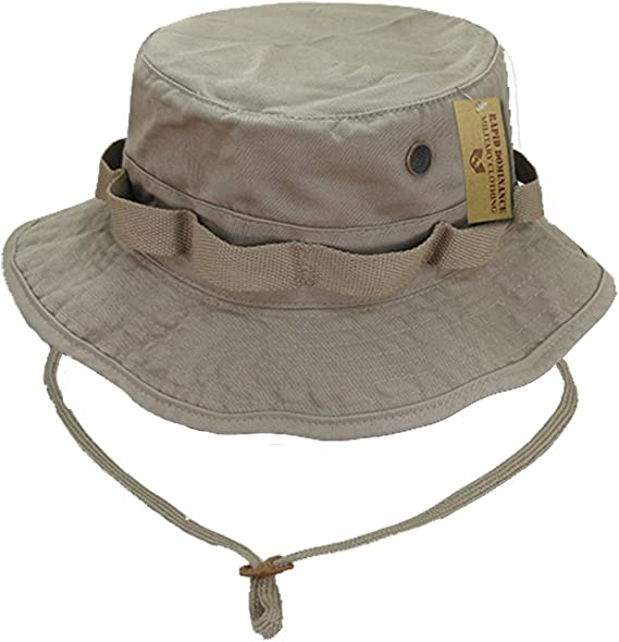 Amazon.com : Rapiddominance Boonies Hat : Camouflage Hunting Apparel :  Sports & Outdoors