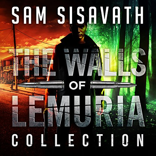 The Walls of Lemuria: The Keo Storyline audiobook cover art