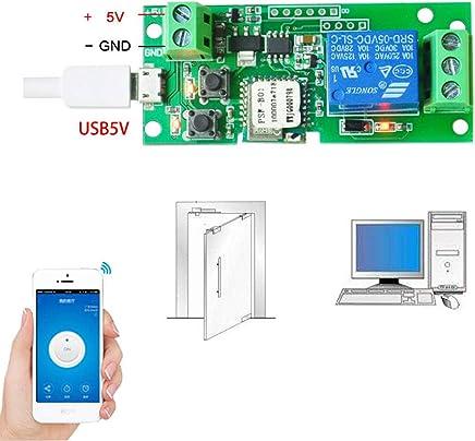Amazon ae: sonoff smart home wifi wireless switch module