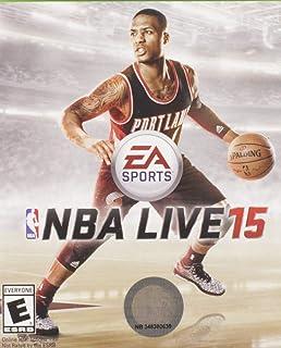 NBA Live 15 (Xbox One)