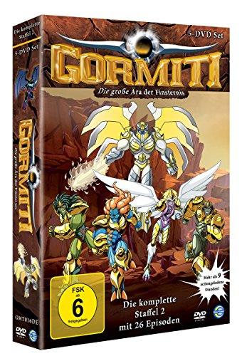 Gormiti - Staffel 2 [5 DVDs]