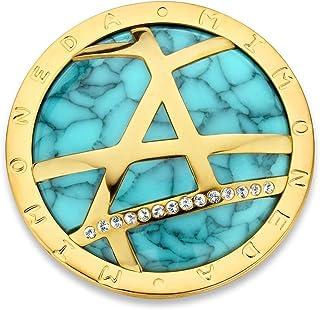 Mi Moneda - Women Coin Pendant SW-SELV-18-L