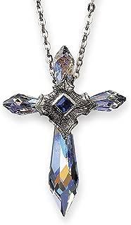 Medieval Cross Pendant on 24