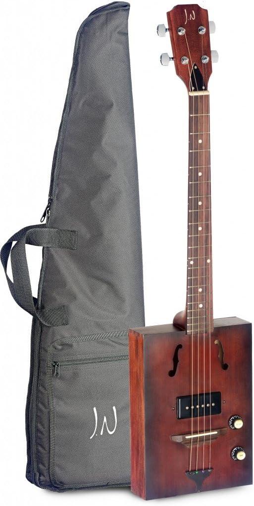 Guitars 4 String Acoustic-Electric Guitar Right CASK-HOGSHEAD-1 J.N