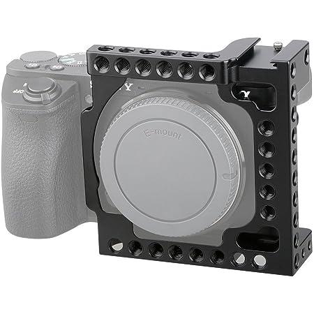 Camvate Aluminium Kamera Käfig Für Sony A6500 A6300 Kamera