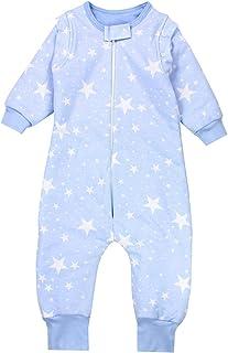 TupTam Saco de Dormir con Mangas y Piernas Bebés 2.5 TOG