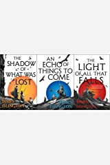 The Licanius Trilogy (The Shadow of What Was Lost, An Echo of Things to Come, The Light of All That Falls) Paperback