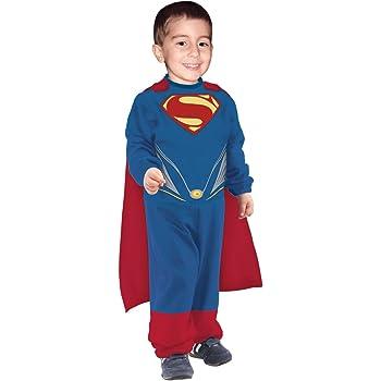 Superman - Disfraz niño (886889I): Amazon.es: Juguetes y juegos