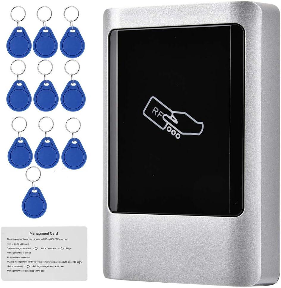 Smart Card de Gestion dacc/ès de Porte Imperm/éable pour le Contr/ôle dacc/ès IC Utilisateurs du Support 1000 de Lecteur de RFID
