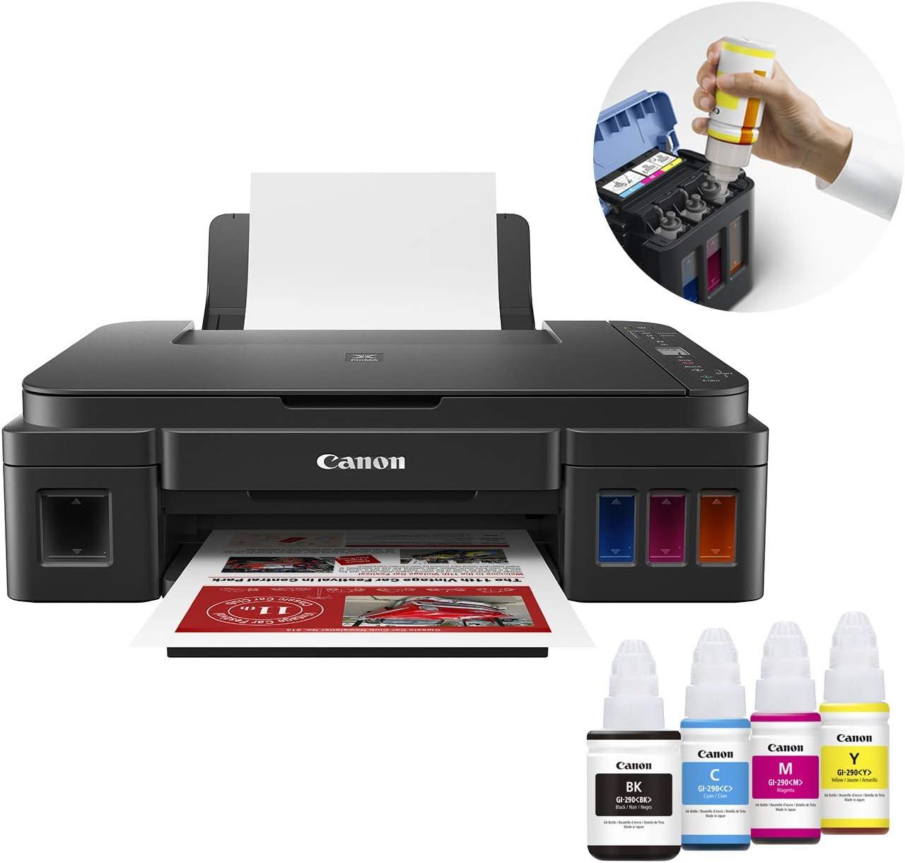 Canon PIXMA 品質検査済 Inkjet Multifunction G3200-1 Each ☆新作入荷☆新品 Printer