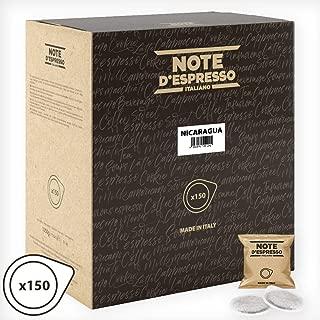 Note D'Espresso Nicaragua, Caffè in cialde, 7 g x 150 cialde