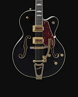 GRETSCH G5420TG Limited Edition Electromatic® '50s Hollow Body Single-Cut with Bigsby® Black