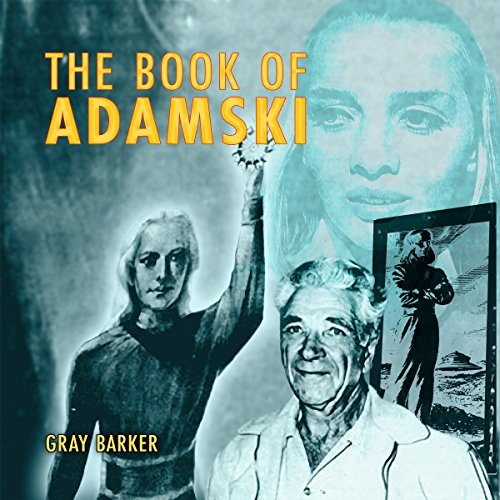 Gray Barker's Book of Adamski cover art