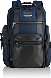 TUMI Alpha Bravo Sheppard Deluxe Brief Pack® Sac-à-dos professionnel Homme