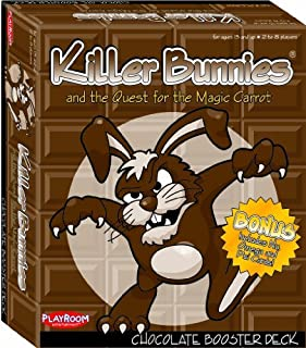 Playroom Entertainment Killer Bunnies Quest Chocolate Booster