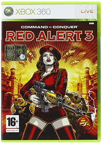 Electronic Arts Command & Conquer: Red Alert 3, Xbox 360 Xbox 360 Inglese videogioco