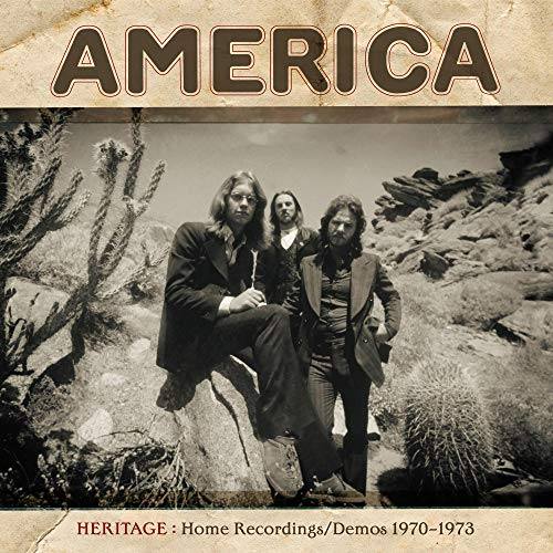 Heritage: Home Recordings/Demos 1970?1973