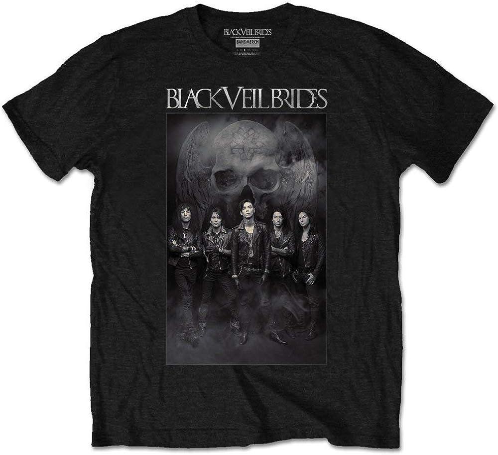 Black Veil depot Brides Men's Frog Pack Slim Ranking TOP13 T-Shir Retail Fit