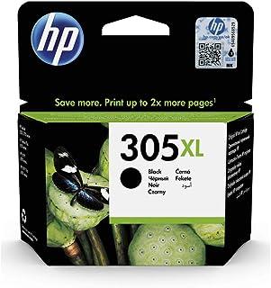 HP 305XL Schwarz Original Druckerpatrone mit hoher Reichweite für HP DeskJet, HP DeskJet Plus, HP ENVY, HP ENVY Pro