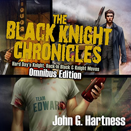 The Black Knight Chronicles: Omnibus Edition cover art