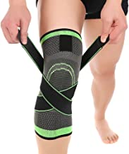 HipStone Knee Sleeve, Compression Fit Support -for Joint Pain and Arthritis Relief,..