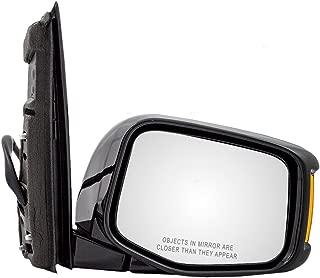 Passengers Power Side View Mirror Heated Memory Signal Replacement for Honda Odyssey Van 76200-TK8-A31ZA AutoAndArt