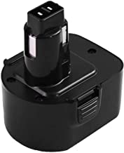 1~4Packs Replace for 12v Battery XRP DW9072 DC9071 DW9072 DC742KA DE9074