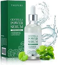 THEPURI Centella Power Serum 1.69 fl.oz. (50ml) - Centella Asiatica Contained, Intensive Acne Calm Spot Reducer, Trouble Skin Advanced Care Serum