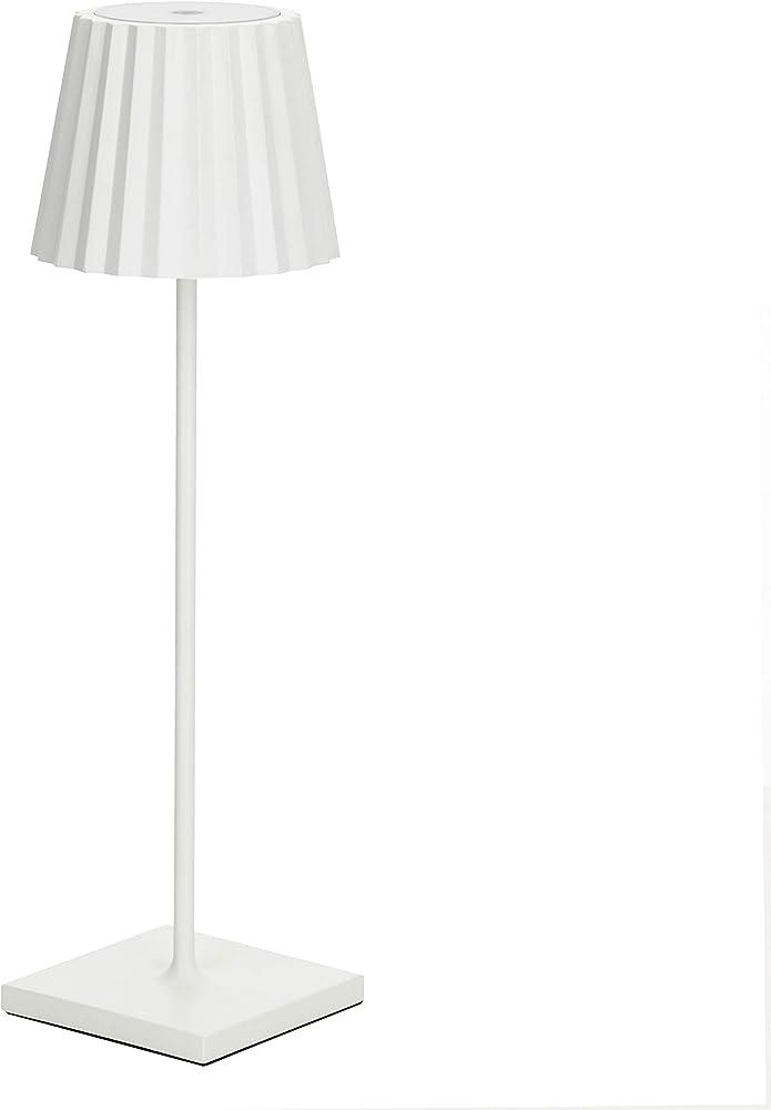 Dopo lighting   litta, lampada da tavolo portatile ,in alluminio 914A-L0103L-01