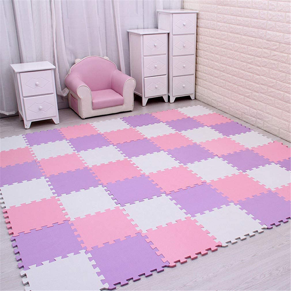DFLYHLH New Shipping Free Baby EVA Foam Play Puzzle Mat Lot 18Pcs Interlocking Super beauty product restock quality top! Exe