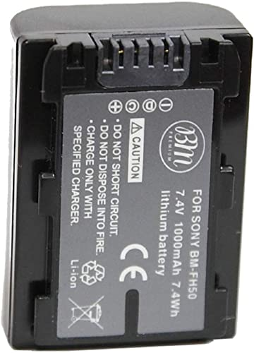 Mark 6 Batería 1000mAh para Sony Cybershot DSC-RX100 Mark VI