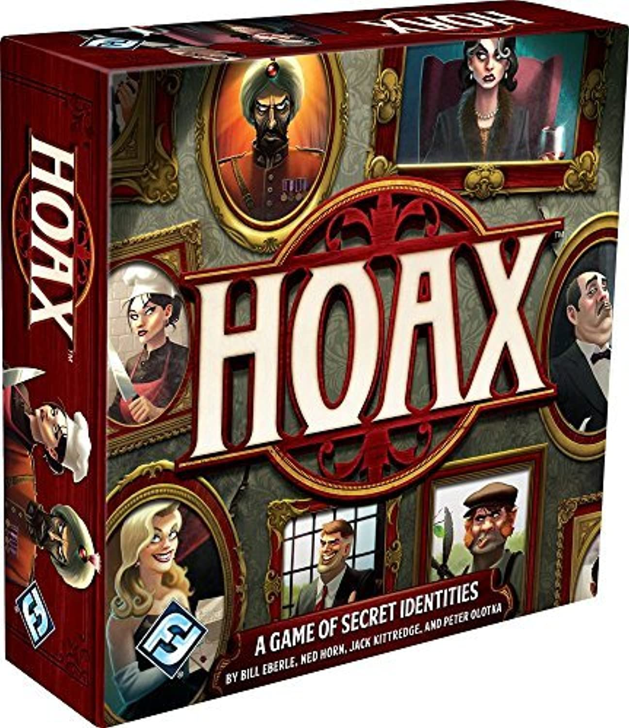 Hoax Card Game by Fantasy Flight Games