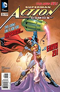 Action Comics (2nd Series) #9A VF/NM ; DC comic book