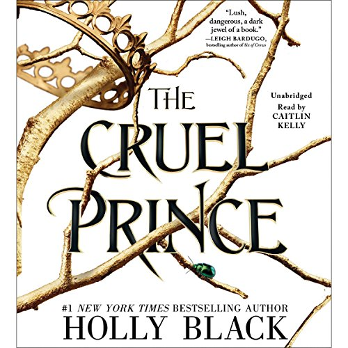 The Cruel Prince book cover