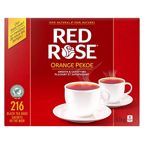Red Rose Orange Pekoe Tea 216 PC