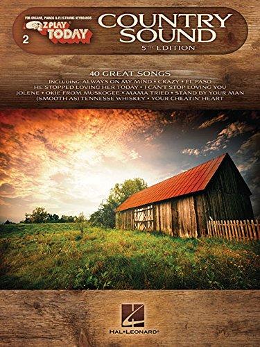 2. Country Sound: E-Z Play Today Volume 2