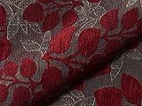 Polsterstoff Varberg 543, Blumenmuster Meterware, Farbe