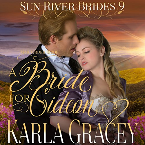 A Bride for Gideon  By  cover art